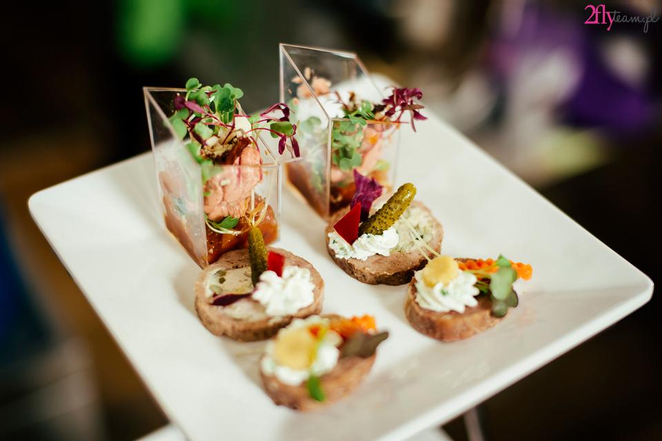 finger food finger foods wesele przekąski