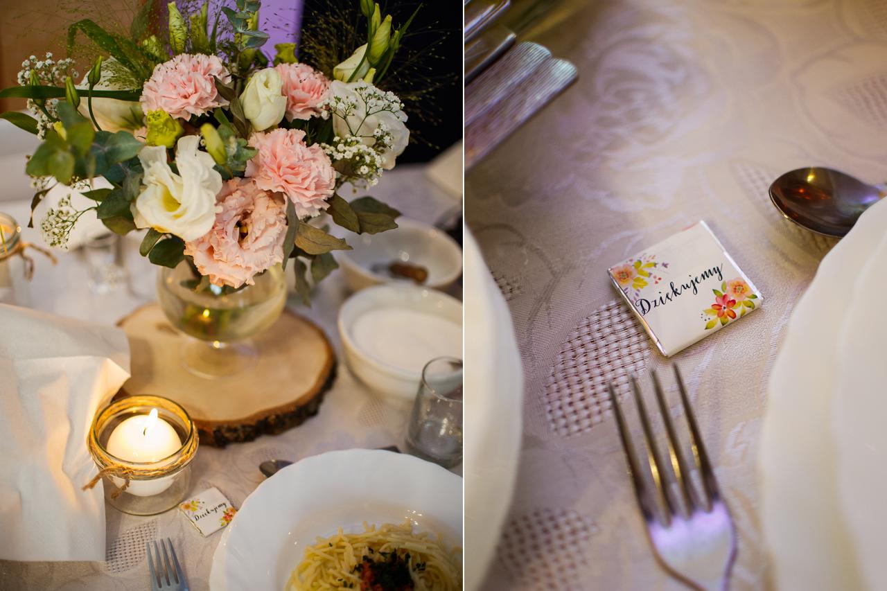 fotografia ślubna romantyczne wesele babice 2flyteam dekoracje weselne podziękowania