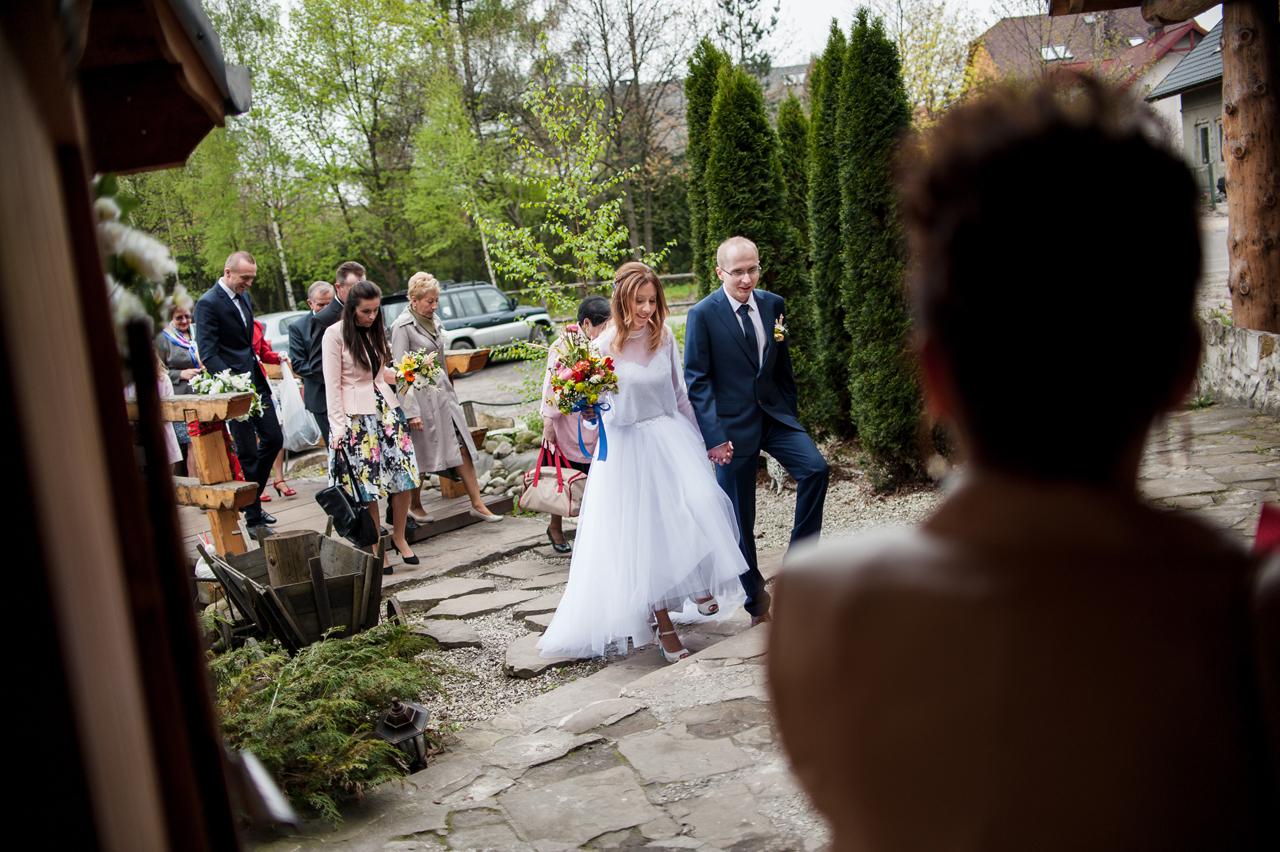 rustykalne wesele folkowe przyjęcie fotografia ślubna 2flyteam